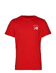 Station T-Shirt - RED