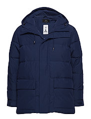LAPP JACKET - BLUE