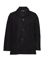 ATLANTIC JACKET - BLACK