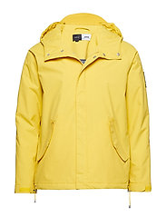 TROLL RAGLAN JACKET - YELLOW