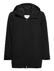 Haul Jacket - BLACK