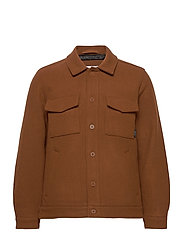Hacienda Jacket - CAMEL