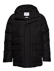 Berg Jacket - BLACK