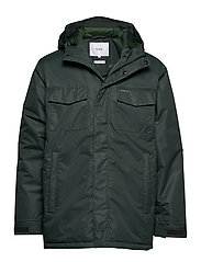 Atlas Jacket - DARK GREEN