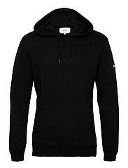 Symbol Hooded Sweatshirt - BLACK