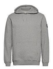 Symbol Hooded Sweatshirt - GREY