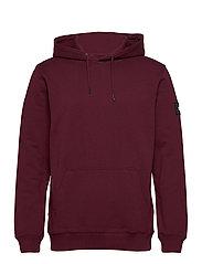 Symbol Hooded Sweatshirt - PORT