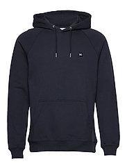 BoltonHooded Sweatshirt - DARK BLUE