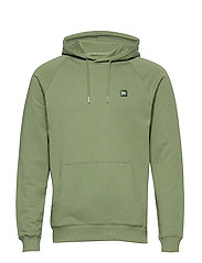 BoltonHooded Sweatshirt - OLIVE