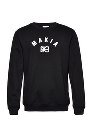 Brand Sweatshirt - BLACK