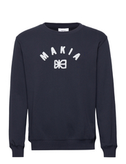 Brand Sweatshirt - DARK BLUE