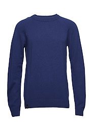 NORDIC KNIT - BLUE