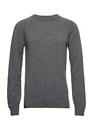 NORDIC KNIT - GREY