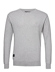 FAIR KNIT - GREY
