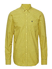 EXTRAORDINARY SHIRT - YELLOW