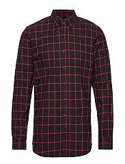 Tailgate Shirt - DARK RED