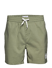 Scope Hybrid Shorts - OLIVE
