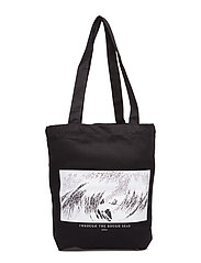 JOURNEY TOTE BAG - BLACK