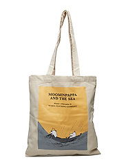SEA TOTE BAG - ECRU