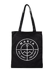 Range Tote Bag - BLACK