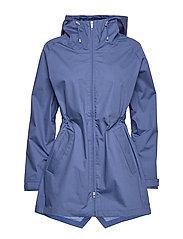 Fishtail Jacket - BLUE