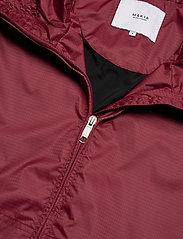 Makia - Den Jacket - manteaux de pluie - ruby - 6