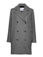 Usva Coat - LIGHT GREY