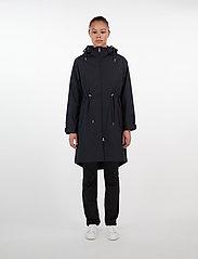 Makia - Rey Jacket - vêtements de pluie - dark navy - 0
