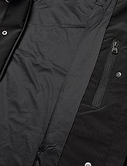Makia - Leya Jacket - regnkläder - black - 7