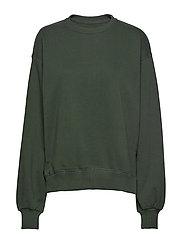 Covet Sweatshirt - DARK GREEN