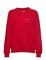 Core Sweatshirt - RED