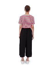 Makia - Geira Pants - bukser med brede ben - black - 4