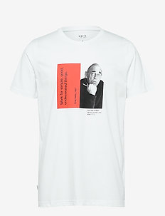 Character T-Shirt - WHITE