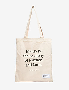 Quote Tote Bag - ECRU