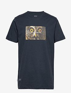Stare T-shirt - kurzärmelig - dark blue