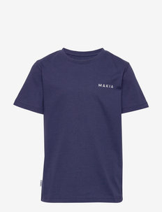 Trim T-Shirt - korte mouwen - blue