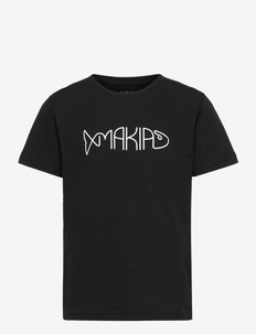Fisk T-Shirt - korte mouwen - black