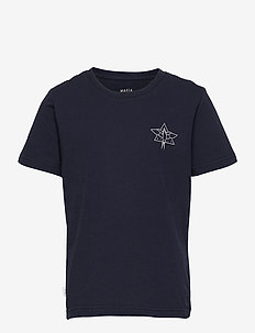 Swallow T-Shirt - korte mouwen - dark blue