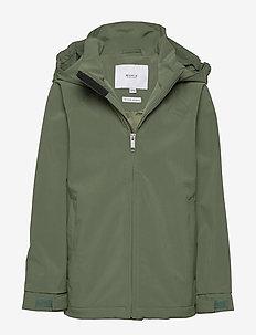 Chrono Jacket - kurtka wiatrówka - green