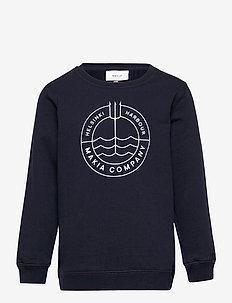Trident Sweatshirt - sweatshirts - dark blue