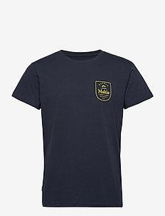 Angler T-Shirt - perus t-paidat - dark blue