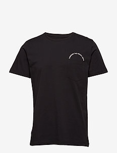 RING T-SHIRT - BLACK
