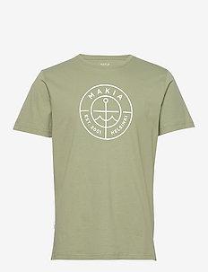 Scope T-Shirt - lyhythihaiset - olive