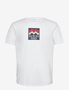 Delta T-Shirt - lyhythihaiset - white
