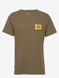 Abbore T-Shirt - podstawowe koszulki - green