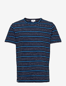 Joshua T-Shirt - t-shirts à manches courtes - french blue