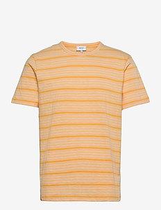 Joshua T-Shirt - t-shirts à manches courtes - marigold