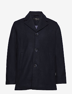 ATLANTIC JACKET - wool jackets - navy