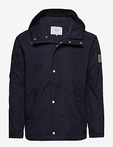 RAGLAN JACKET - NAVY