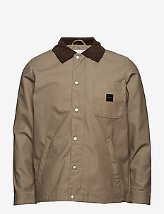 CHORE JACKET - kevyet takit - vintage khaki